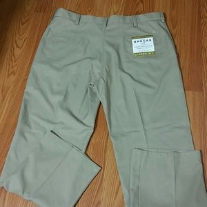 Haggar H26 New Size 40x30 pants No-iron